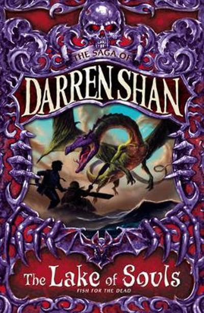 The Lake of Souls - Darren Shan