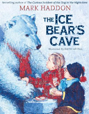 The Ice Bear's Cave - Mark Haddon