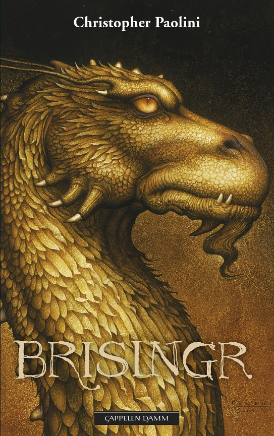 Brisingr, eller Eragon Skuggedreper og Safira Bjartskulars sju løfter PDF ePub