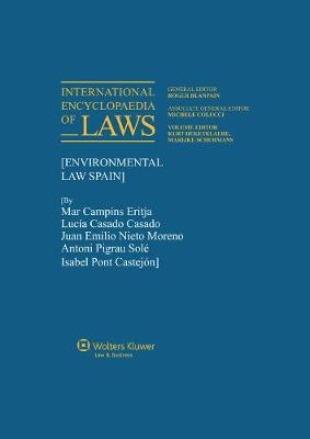 Environmental Law - R. Blanpain
