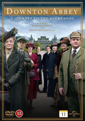 DVD Downtown Abbey A Journey to the High -