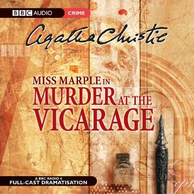 Murder At The Vicarage - Agatha Christie