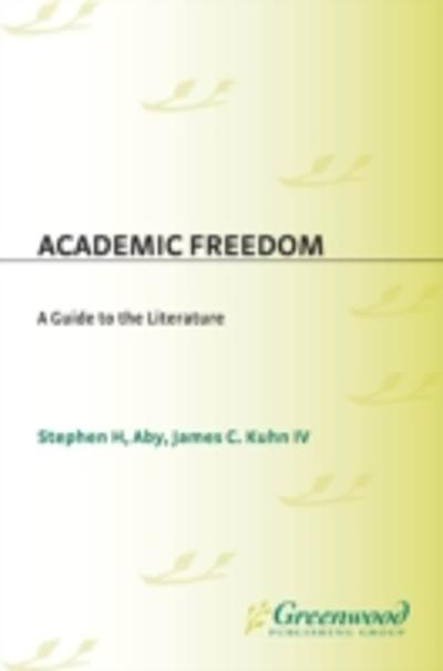 Academic Freedom - Stephen H. Aby
