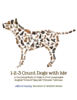 1-2-3 Count Dogs with Me - ABCs of Family