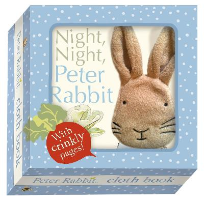 Night Night Peter Rabbit - Beatrix Potter