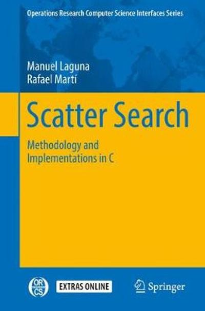 Scatter Search - Manuel Laguna