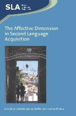 The Affective Dimension in Second Language Acquisition - Danuta Gabrys-Barker