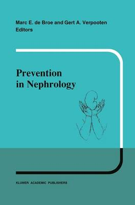 Prevention in Nephrology - M. E. De Broe