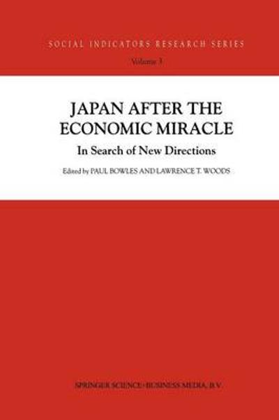 Japan after the Economic Miracle - Paul Bowles