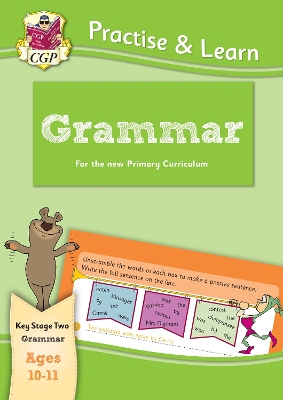 Practise & Learn: Grammar (ages 10-11) - Richard Parsons