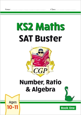 KS2 Maths SAT Buster - Number - Richard Parsons
