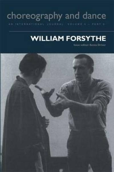 William Forsythe - Senta Driver