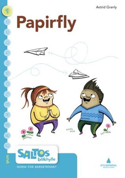 Papirfly - Astrid Granly