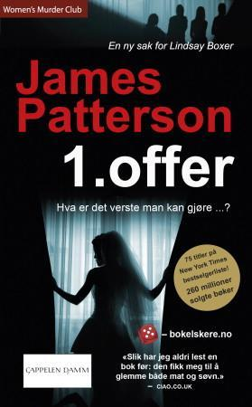 1. offer - James Patterson
