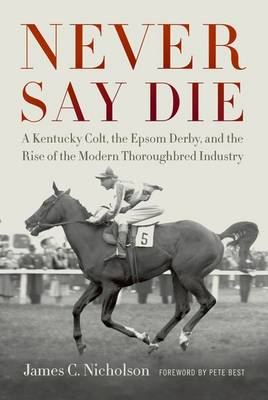 Never Say Die - James C. Nicholson