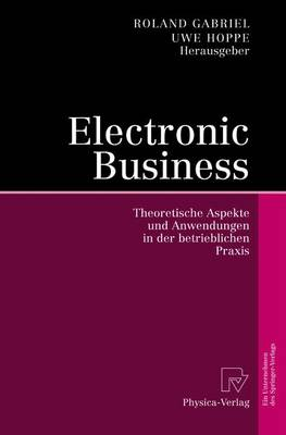 Electronic Business -