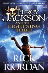 Percy Jackson and the lightning thief - Rick Riordan