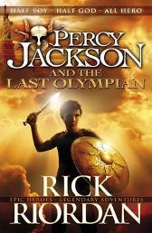 Percy Jackson and the Last Olympian (Book 5) - Rick Riordan