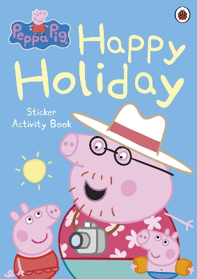 Peppa Pig: Happy Holiday Sticker Activity Book -