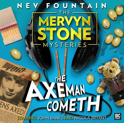 The Axeman Cometh - Nev Fountain