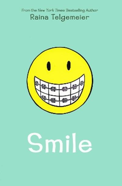 Smile - Raina Telgemeier