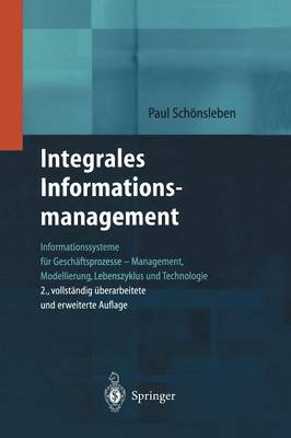 Integrales Informationsmanagement - Schonslebenglish, Paul