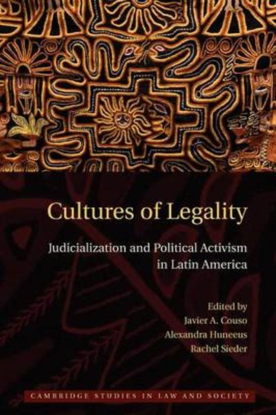 Cultures of Legality - Javier Couso