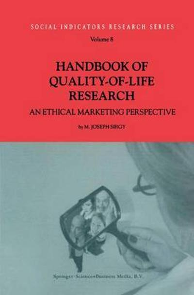 Handbook of Quality-of-Life Research - M. Joseph Sirgy