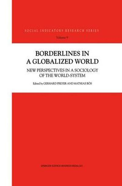 Borderlines in a Globalized World - Gerhard Preyer