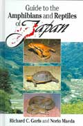 Guide to the Amphibians and Reptiles of Japan - Richard C. Goris