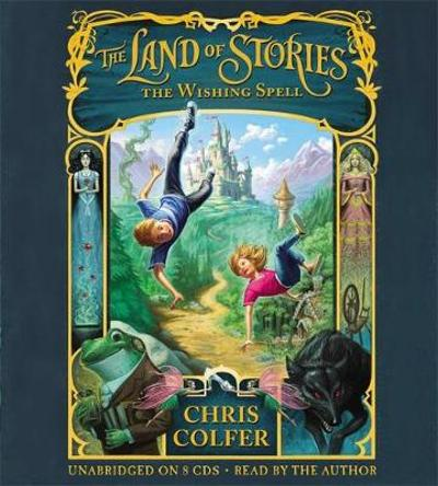 The Wishing Spell - Chris Colfer