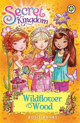 Secret Kingdom: Wildflower Wood - Rosie Banks