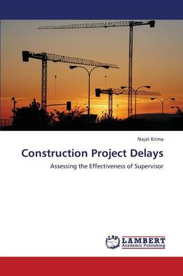 Construction Project Delays - Krima Najat