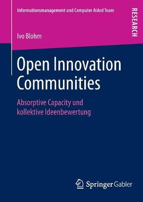 Open Innovation Communities -