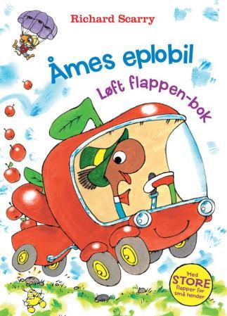 Åmes eplobil - Richard Scarry