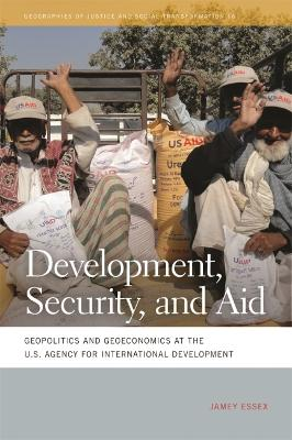 Development, Security, and Aid - Essex, Jamey