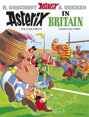 Asterix: Asterix in Britain - Rene Goscinny
