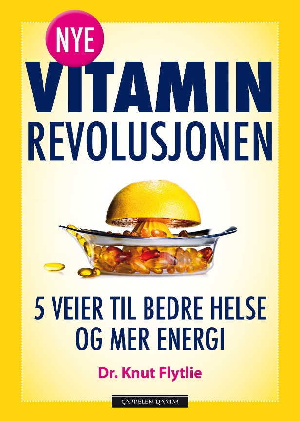 Nye vitaminrevolusjonen PDF ePub