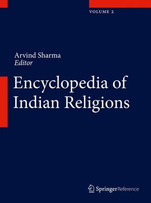 Encyclopedia of Indian Religions - Arvind Sharma