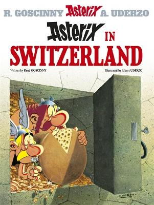 Asterix: Asterix in Switzerland - Rene Goscinny