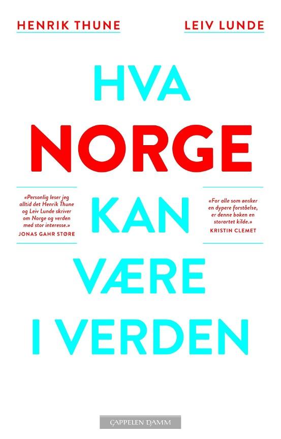 Hva Norge kan være i verden PDF ePub