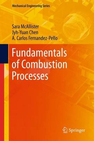 Fundamentals of Combustion Processes - Sara McAllister