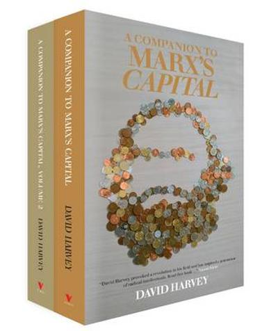 A Companion to Marx's Capital, Vols. 1 & 2 Shrinkwrapped - Distinguished Profess David Harvey