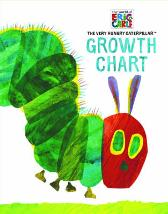 Eric Carle the Very Hungry Caterpillar Growth Chart - Eric Carle