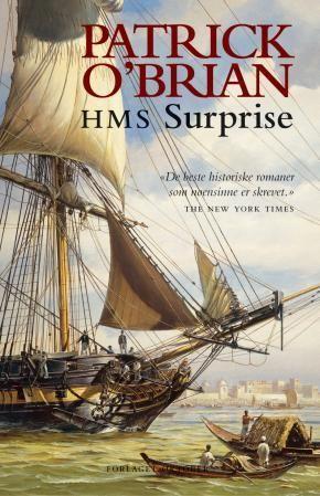HMS Surprise PDF ePub