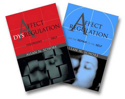 Affect Regulation and the Repair of the Self & Affect Dysregulation and Disorders of the Self Two-Book Set - Allan N. Schore