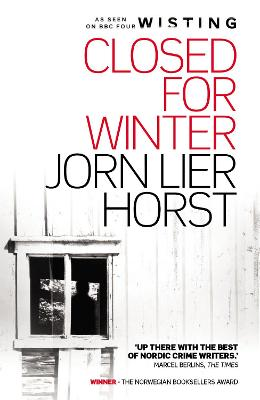 Closed for Winter - Jorn Lier Horst