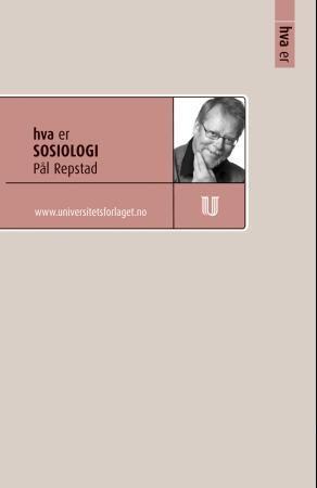 Hva er sosiologi PDF ePub