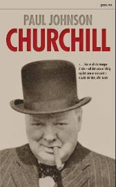 Churchill - Paul Johnson Erik Ringen Einar Blomgren