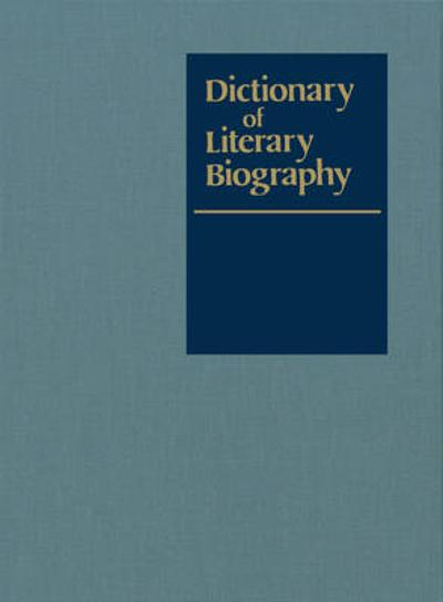 Dictionary of Literary Biography - Patrick Meanor